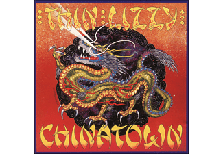 Thin Lizzy - Chinatown [CD]
