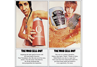 The Who - Sell Out - (Vinyl)