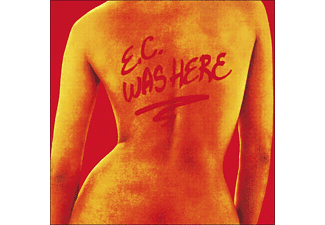 Eric Clapton - E.C.WAS HERE [CD]