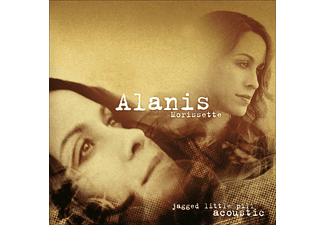 Alanis Morissette - Jagged Little Pill Acoustic [CD]