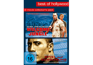 Welcome To The Jungle / Spiel auf Bewährung (Best Of Hollywood) - (DVD)