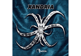 Xandria - India [CD]