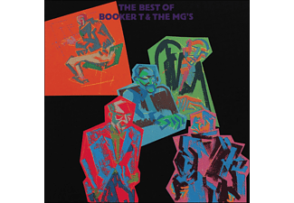 Booker T. & The M.G.'s - Best Of... [CD]