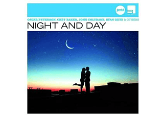 VARIOUS - NIGHT AND DAY (JAZZ CLUB) - (CD)