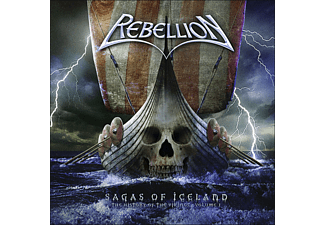 Rebellion - Sagas Of Iceland - (CD)