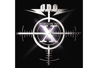 Udo - Mission No.X [CD]