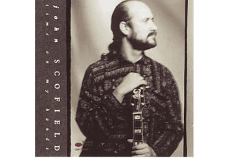 John Scofield - TIME ON MY HANDS - (CD)