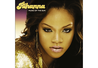 Rihanna Music Of The Sun Pop CD