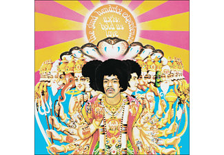 Jimi Hendrix - Axis: Bold As Love [CD]