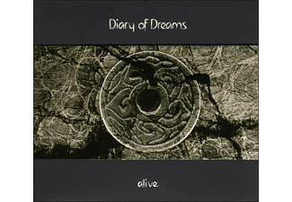 Diary Of Dreams - Alive - (CD)
