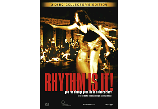 Sir Simon Rattle; Berliner Philharmoniker - Rhythm is it! (3-Disc Special Edition) - (DVD)
