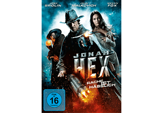 Jonah Hex Action DVD