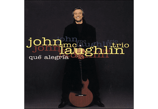 John Mclaughlin - Que Alegria - (CD)