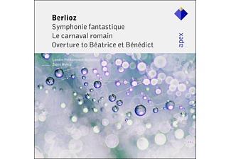 Bp, Wp, Rudolf Kempe - Symphonie Fantastique/Carnaval - (CD)
