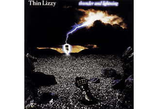 Thin Lizzy - Thunder And Lightning [CD]