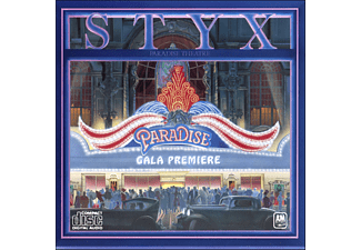 Styx - Paradise Theatre [CD]