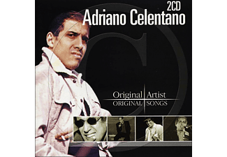 Adriano Celentano - Original Artist - Original Songs - (CD)