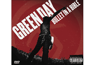 Green Day - Bullet In A Bible [CD]