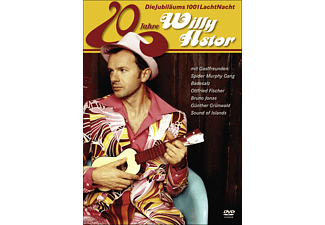 20 JAHRE WILLY ASTOR - (DVD)