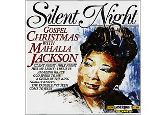 Mahalia Jackson - Silent Night - Gospel Christmas With Mahalia Jackson - (CD)