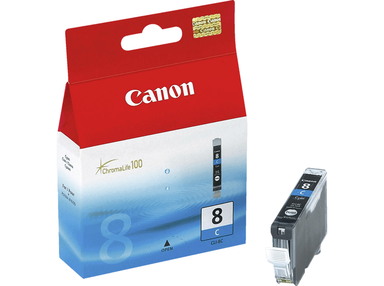CANON CLI 8 Cyan laptop  tablet  computing  εκτύπωση   μελάνια μελάνια  toner computing   tablets