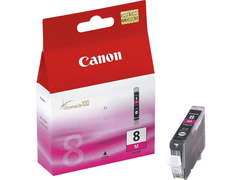 CANON CLI 8 Magenta laptop  tablet  computing  εκτύπωση   μελάνια μελάνια  toner computing   tablets