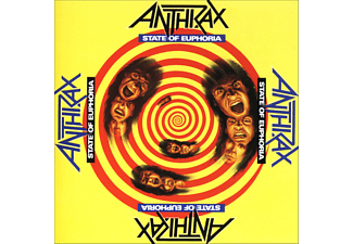 Anthrax - STATE OF EUPHORIA [CD]
