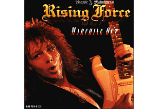 Yngwie Malmsteen - Marching Out [CD]