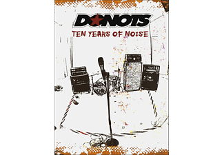 - Donots - 10 Years of Noise - (DVD)