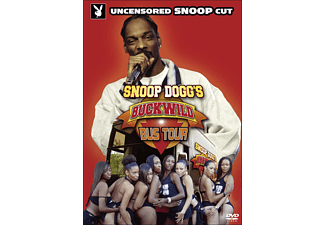 - Snoop Dogg's Buckwild Bus Tour - (DVD)