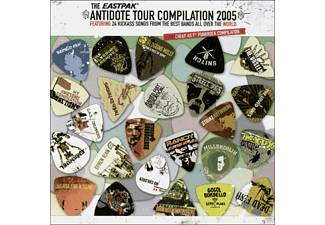 VARIOUS - THE EASTPAK ANTIDOTE TOUR 2005 - (CD)