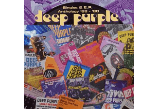 Deep Purple - A  B S And Ep S  Ant 1968-1980 - (CD)