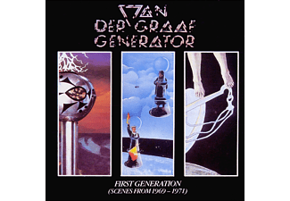 Van Der Graaf Generator - First Generation - (CD)
