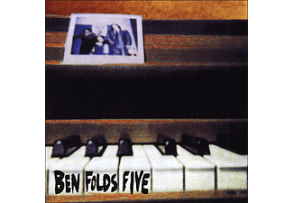 Ben Folds Five - Ben Folds Five [CD]