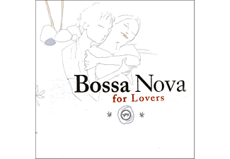 VARIOUS - Bossa Nova For Lovers [CD]