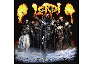 Lordi - THE AROCKALYPSE - (CD)