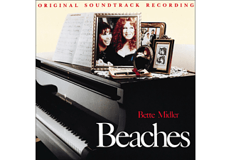 VARIOUS, Bette Midler - Beaches - (CD)