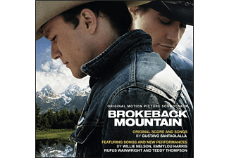 Gustavo (Composer) Ost/Santaolalla Brokeback Mountain Soundtrack CD