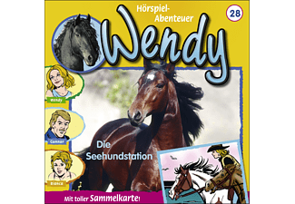 Wendy - Wendy 28: Die Seehundstation - (CD)