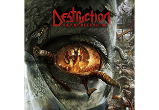 Destruction - Day Of Reckoning - (CD)