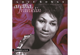 Aretha Franklin - Love Songs/Platinum Collection [CD]