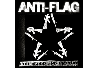 Anti-Flag - For Blood And Empire [CD]