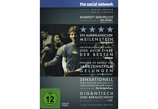 The Social Network (Jesse Eisenberg) - Collector's Edition Biografie DVD