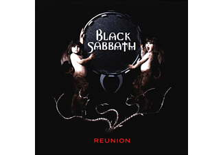 Black Sabbath - Reunion [CD]
