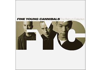 Fine Young Cannibals - The Platinum Collection [CD]