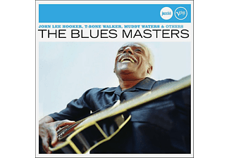 VARIOUS - THE BLUES MASTERS (JAZZ CLUB) - (CD)