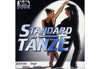 VARIOUS - Standardtänze-Europa [CD]