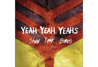 Yeah Yeah Yeahs - Show Your Bones [CD]