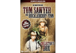 Tom Sawyer Collector's Box - (DVD)