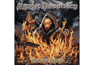 Mystic Prophecy - Savage Souls - (CD)